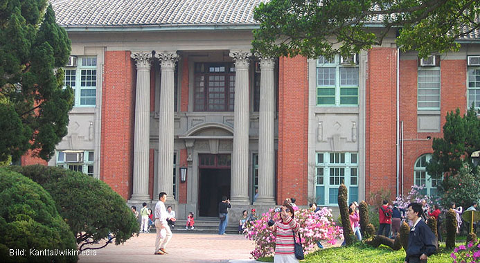 National Taiwan University, Taipei (Taiwan)